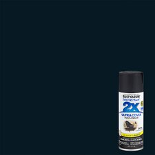 Painter's Touch® 2X™ 12 Oz Canyon Black Cover Spray Paint Satin