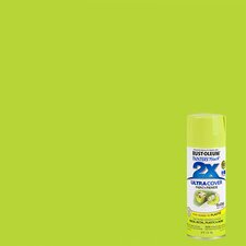 Painter's Touch® 2X™ 12 Oz Key Lime Cover Spray Paint Gloss