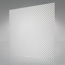 Prismatic Suspended Light Ceiling Panel