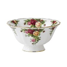 Old Country Roses Footed Bowl