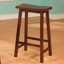 "Aloha 29"" Stool in Walnut"