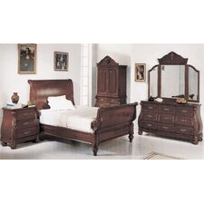 Sierra Sleigh Bedroom Collection