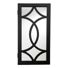 Wall Mount Jewelry Mirror