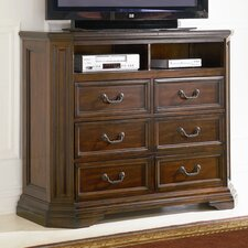 "99322540"" Media 6 Drawer Chest"