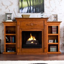 Franklin Gel Fuel Fireplace