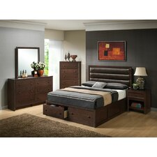 Harrison Platform Bedroom Collection