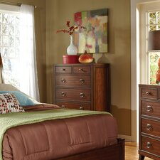 David 6 Drawer Chest