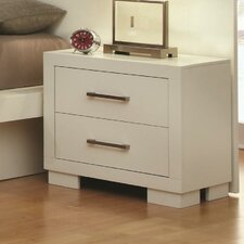 Bay 2 Drawer Nightstand