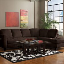Richmond Velvet Sectional