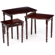 Mossyrock 3 Piece Nesting Tables