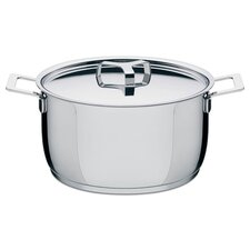 Pots and Pans Round High Casserole