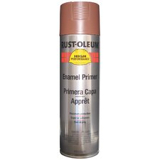 15 oz. Gray Primer Professional High Performance Enamel Spray
