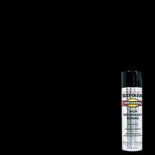 Gloss Black High Performance Professional Spray Paint Enamel 7579-838