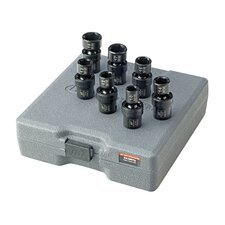 "3/8"" Drive Metric Universal Socket Set"