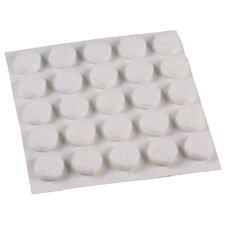 "3/8"" Medium Duty Felt Gard Felt Pad"