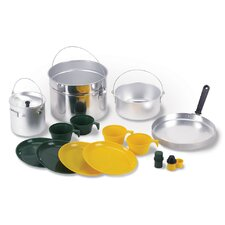 4 Man Aluminum Cook Set