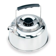 Stainless Steel 4 Cup Tea Kettle