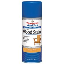 Golden Pine Waterseal Wood Stain Spray Paint