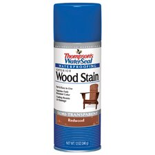 Redwood Pine Waterseal Wood Stain Spray Paint
