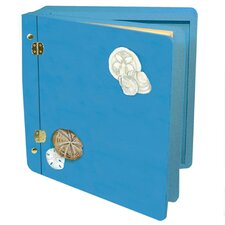 Travel and Leisure Sea Shells Memory Box