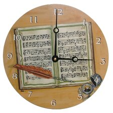 Composing Decorative Wall Clock