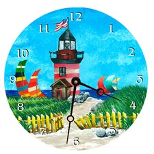 Light House Decorative Wall Clock