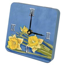 Daffodill Tiny Times Desk Clock