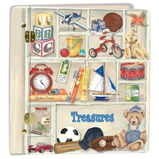 Dillon's Treasures Book Album