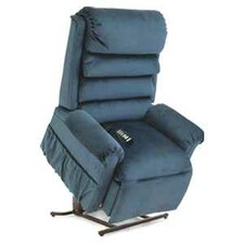 Elegance Collection Medium 3-Position Lift Chair with Pillow Back