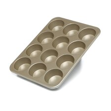 Natural Commercial Non-Stick 12-Cup Muffin Pan