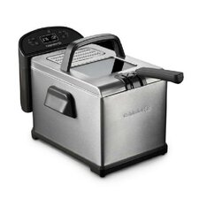 Kitchen Electrics Extra Large Digital Deep Fryer