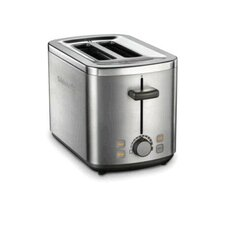 Kitchen Electrics 2 Slot Stainless Steel Toaster