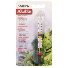 Marina Deluxe Floating Thermometer with Suction Cup