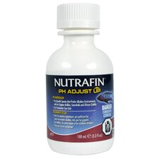 Nutrafin pH Adjuster Up Aquarium Supplement - 3.4 oz.