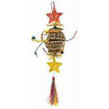 Living World Nature's Treasure Foraging Sisal Nest Bird Toy