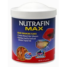 Nutrafin Max Color Flakes Fish Food