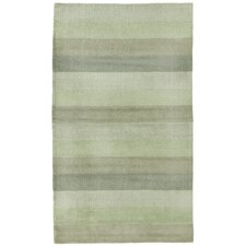 Aspect Green Stripes Rug