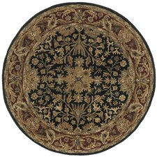Traditions Regal Black Rug