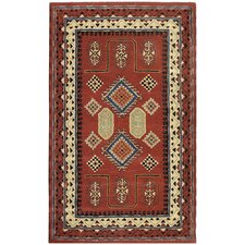 Traditions Bravura Rust Rug