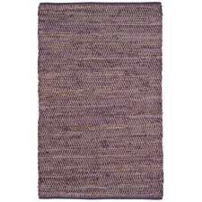 Earth First Purple Rug