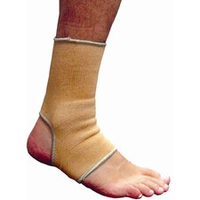 Elastic Ankle Support in Beige