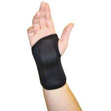 "6"" Low Profile Wrist in Black"