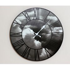 Flying Wall Clock