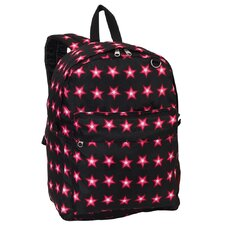 "16.5"" Printed Pattern Backpack"