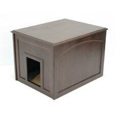 Cat Condo and Litter Box Cabinet