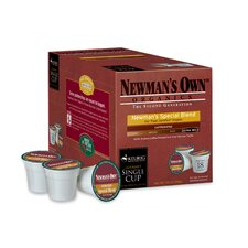 Newman's Own Organics Special Blend Coffee K-Cup (Pack of 108)
