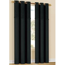 Annecy Grommet Curtain Panel Pair