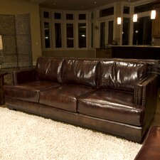 Emerson Leather Sofa