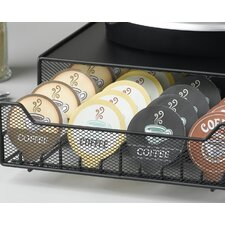 Coffee Pack Rolling Drawer