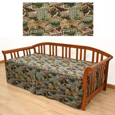Travel Twin Daybed Cover
